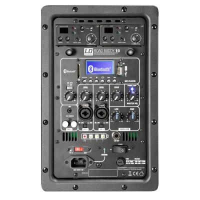 Boxa Activa Portabila cu baterie si 2 Microfone LD Systems ROADBUDDY 10 HHD 2 B5 [4]