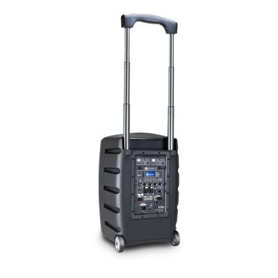 Boxa Activa Portabila cu baterie si 2 Microfone LD Systems ROADBUDDY 10 HHD 2 B6 [1]