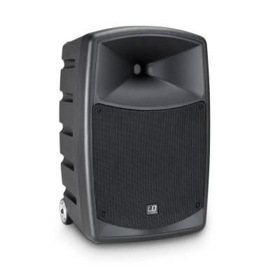 Boxa Activa Portabila cu baterie si 2 Microfone LD Systems ROADBUDDY 10 HHD 2 B6 [2]