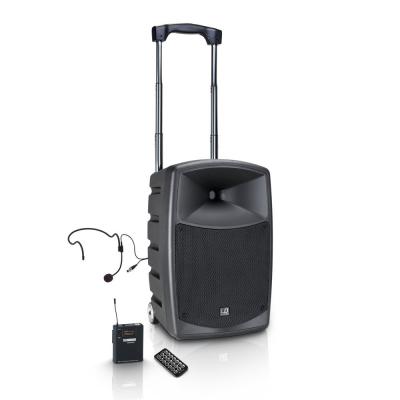 Boxa Activa Portabila Bluetooth cu Headset si In Ear LD Systems  ROADBUDDY 10 HS B60