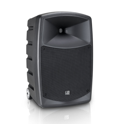 Boxa Activa Portabila Bluetooth cu Headset si In Ear LD Systems  ROADBUDDY 10 HS B62