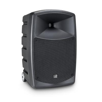Boxa Activa Portabila Bluetooth cu Headset si In Ear LD Systems ROADBUDDY 10 HS2