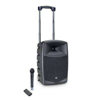 Boxa Activa Portabila cu baterii Bluetooth cu Microfon Wireless LD Systems ROADBUDDY 10 [0]