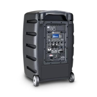 Boxa Activa Portabila cu baterii Bluetooth cu Microfon Wireless LD Systems ROADBUDDY 10 [3]