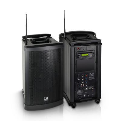 Boxa Activa Portabila cu microfon LD Systems ROADMAN 102 B62