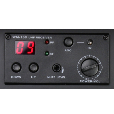 Boxa Activa Portabila cu microfon LD Systems ROADMAN 102 B66