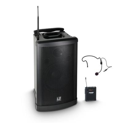 Boxa Activa Portabila cu microfon Headset LD Systems ROADMAN 102 HS0
