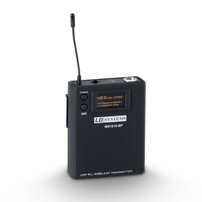 Boxa Activa Portabila cu microfon Headset LD Systems ROADMAN 102 HS3