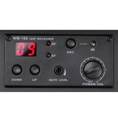 Boxa Activa Portabila cu microfon Headset LD Systems ROADMAN 102 HS6
