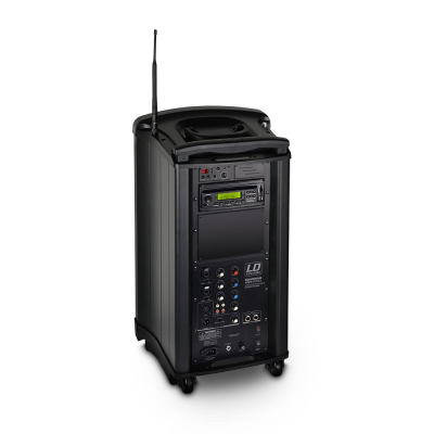 Boxa Activa Portabila cu microfon LD Systems ROADMAN 102 [1]