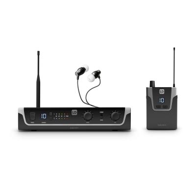 Sistem in Ear Monitoring cu casti LD Systems U304.7 IEM HP0