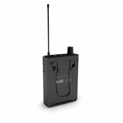 Sistem in Ear Monitoring cu casti LD Systems U304.7 IEM HP7