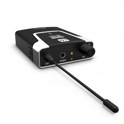 Sistem in Ear Monitoring cu casti LD Systems U508 IEM HP [12]