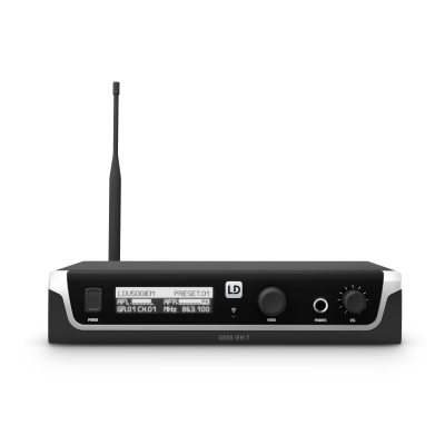 Sistem in Ear monitoring LD Systems U508 IEM3