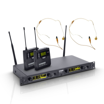 Sistem microfon Wireless LD Systems WIN 42 BPHH 20