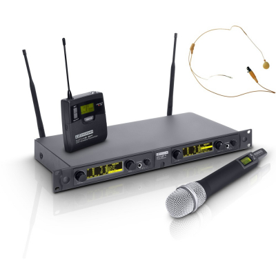 Sistem microfon Wireless LD Systems WIN 42 HBHH 2 [0]