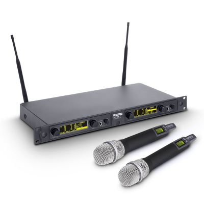 Sistem microfon Wireless LD Systems WIN 42 HHC 2 B 5 [0]