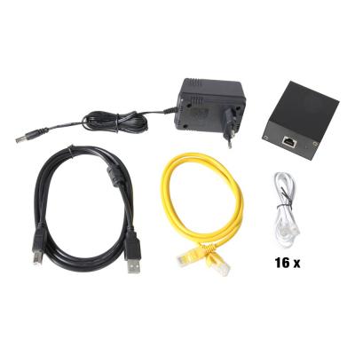 Controler Hub pentru Sisteme microfoane Wireless LD Systems  WIN 42 HUB [2]