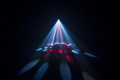CHAUVET DJ Intimidator Hybrid 140SR Moving Head Beam Spot Wash [4]