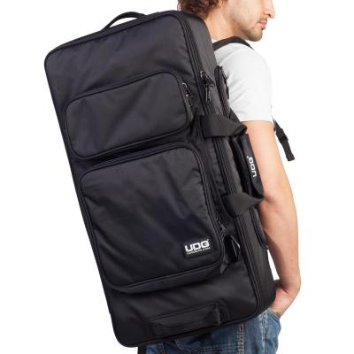 UDG Ultimate MIDI Controller Backpack Large Black/Orange Inside MK24