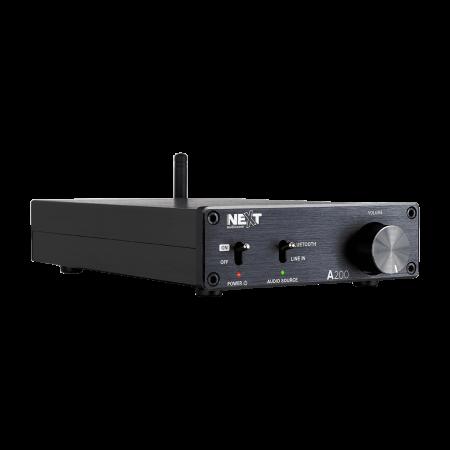 A200 Amplificator stereo 2x100W clasa D cu Bluetooth0