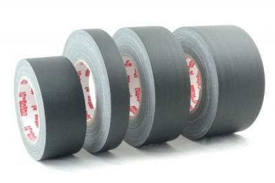 Tesa Band Gafer MAX Matt black fabric gaffer tape3