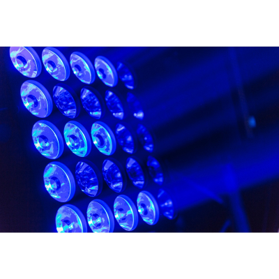Moving Head Wash LED Briteq BEAM WIZARD5x510
