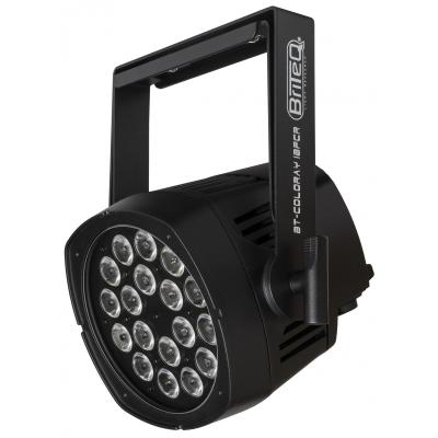 Par LED proiector Briteq BT-COLORAY 18FCR13