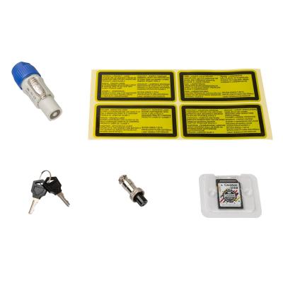Laser RGB briteq BT-LASER2000 RGB7