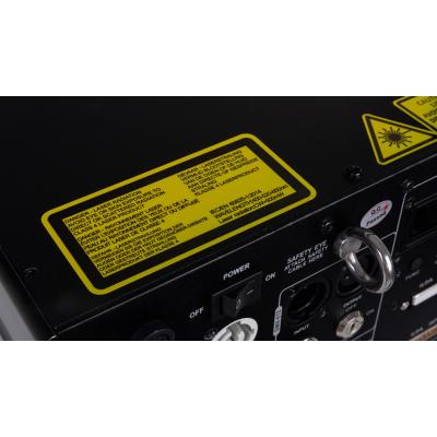 Laser RGB briteq BT-LASER2000 RGB3