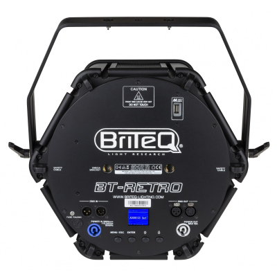 Proiector Briteq BT-RETRO12