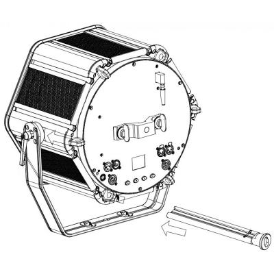 Adaptor Briteq pentru BT-RETRO coupling adapter [3]