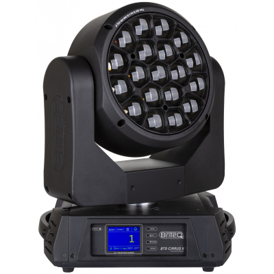 Moving Head Wash LED Briteq BTX-CIRRUS II0