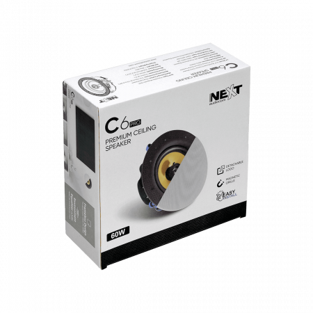 C6 PRO Boxă de tavan premium pasivă 100V/8 Ohm2