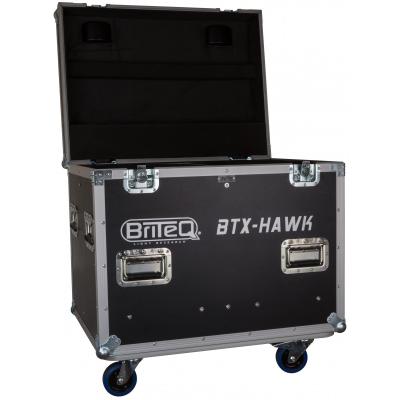 Case Briteq CASE for 2x BTX-HAWK1