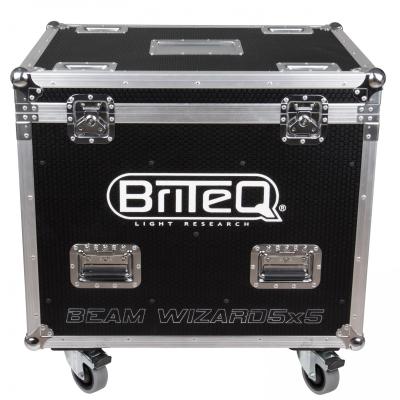Case Briteq CASE FOR BEAM WIZARD5x51
