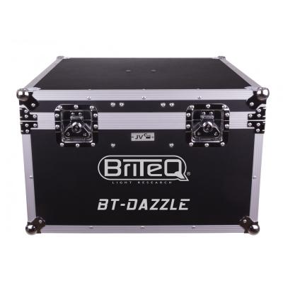 Case Briteq CASE for 2x BT-DAZZLE0