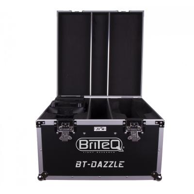 Case Briteq CASE for 2x BT-DAZZLE1