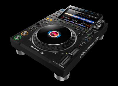 MULTI-PLAYER PIONEER DJ, CDJ-3000, NEGRU2