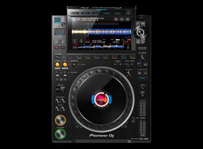 MULTI-PLAYER PIONEER DJ, CDJ-3000, NEGRU0