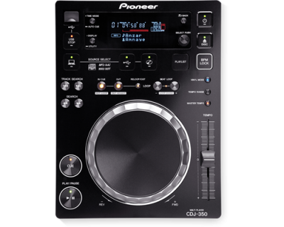 Pioneer CDJ 350 CD Player [0]