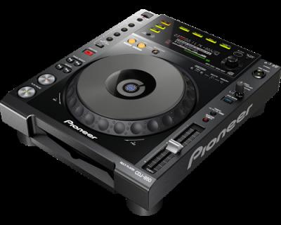 PIONEER CDJ 850-K1