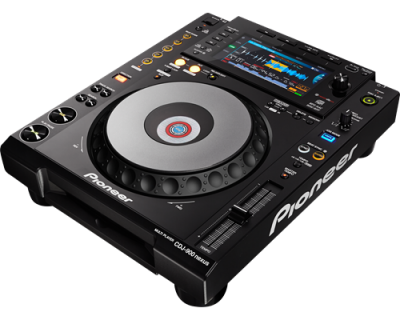 PIONEER CDJ 900 NEXUS Multimedia player2
