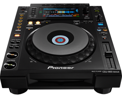 PIONEER CDJ 900 NEXUS Multimedia player1