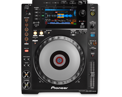 PIONEER CDJ 900 NEXUS Multimedia player0
