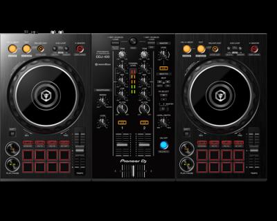PIONEER DDJ 400 Controller DJ pentru Rekordbox0