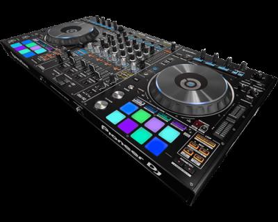PIONEED DDJ -RZ DJ Controller profesional cu 4 canale pentru Rekordbox DJ3