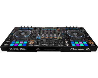 PIONEED DDJ -RZ DJ Controller profesional cu 4 canale pentru Rekordbox DJ1