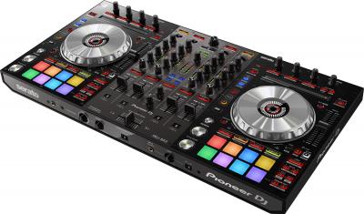 PIONEER DDJ-SX3 Consola DJ pentru SERATO Dj - 4 canale4