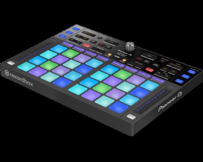 PIONEER DDJ-XP1 Controller DJ pentru DVD-uri Rekordbox DJ și Rekordbox DVS2